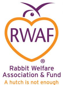 Rabbit Welfare Association and Fund logo